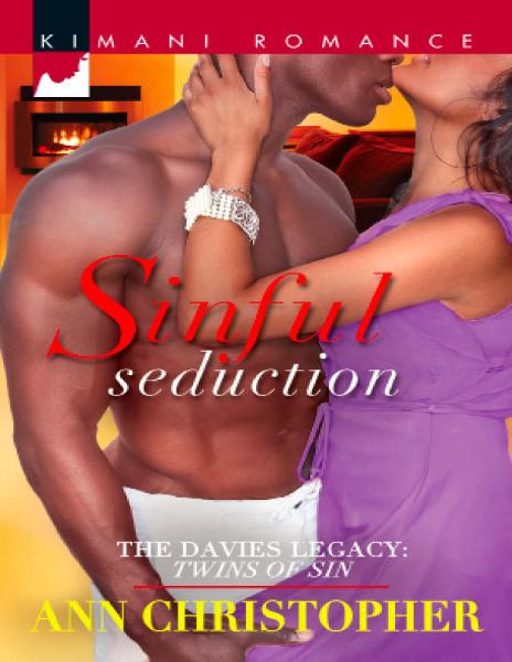 Sinful Seduction By: Ann Christopher