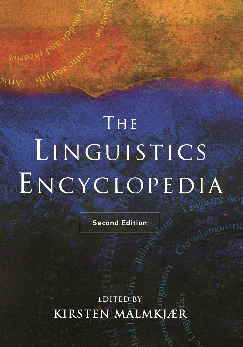 The Linguistics Encyclopedia