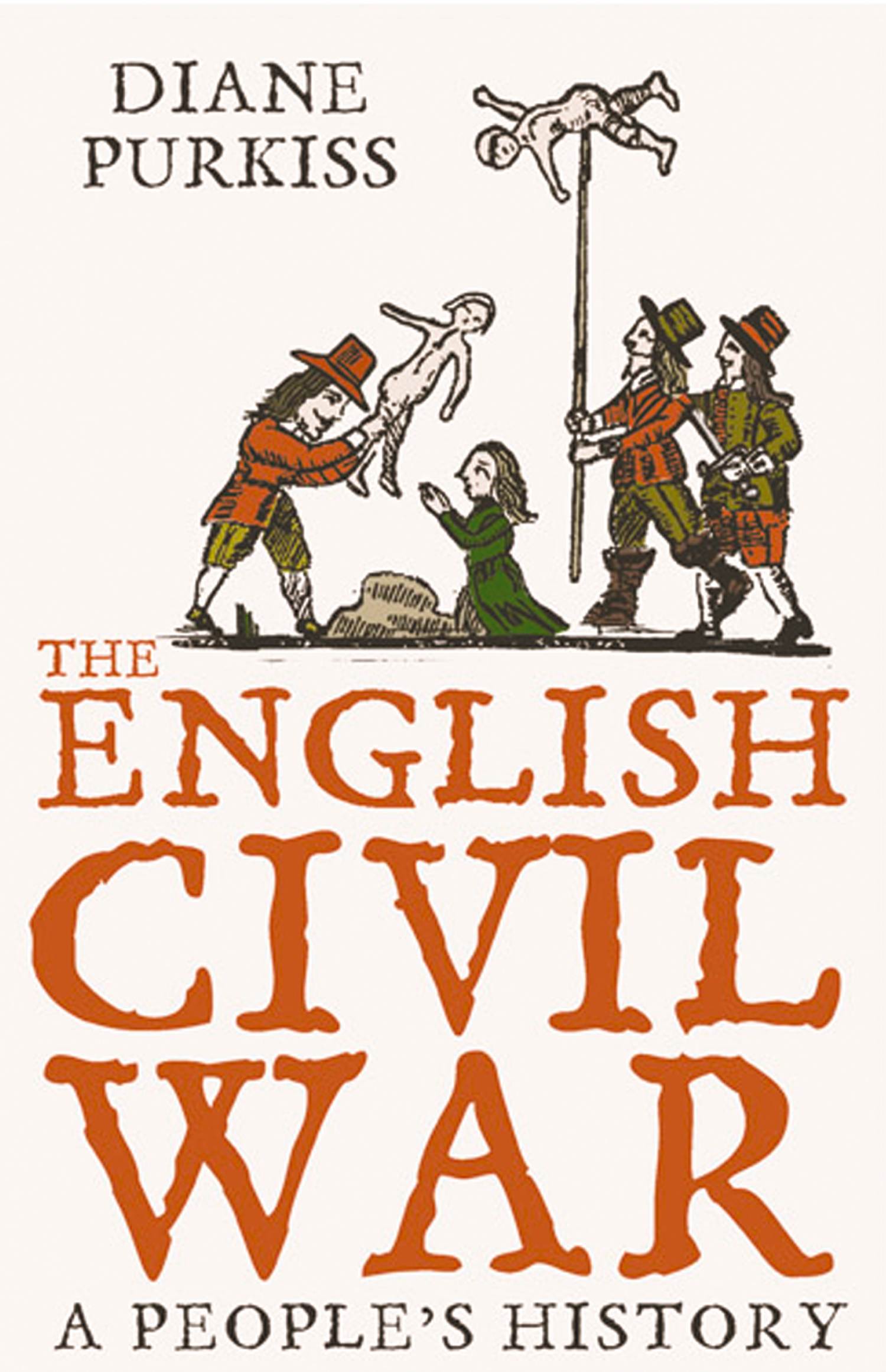 The English Civil War: A People?s History (Text Only)
