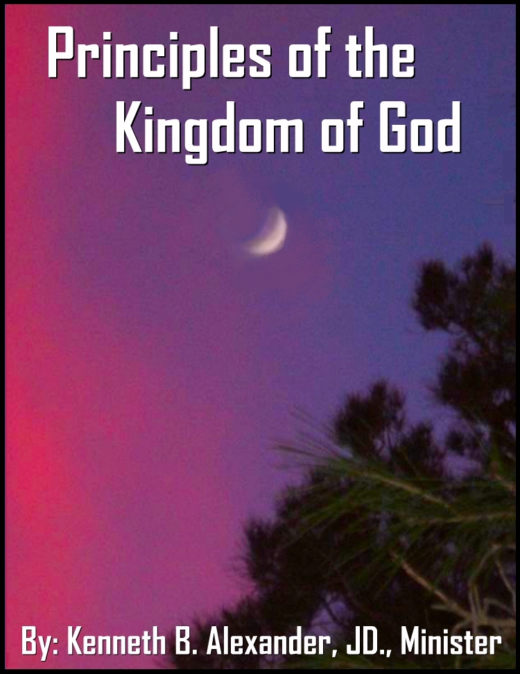 Principles of the Kingdom of God
