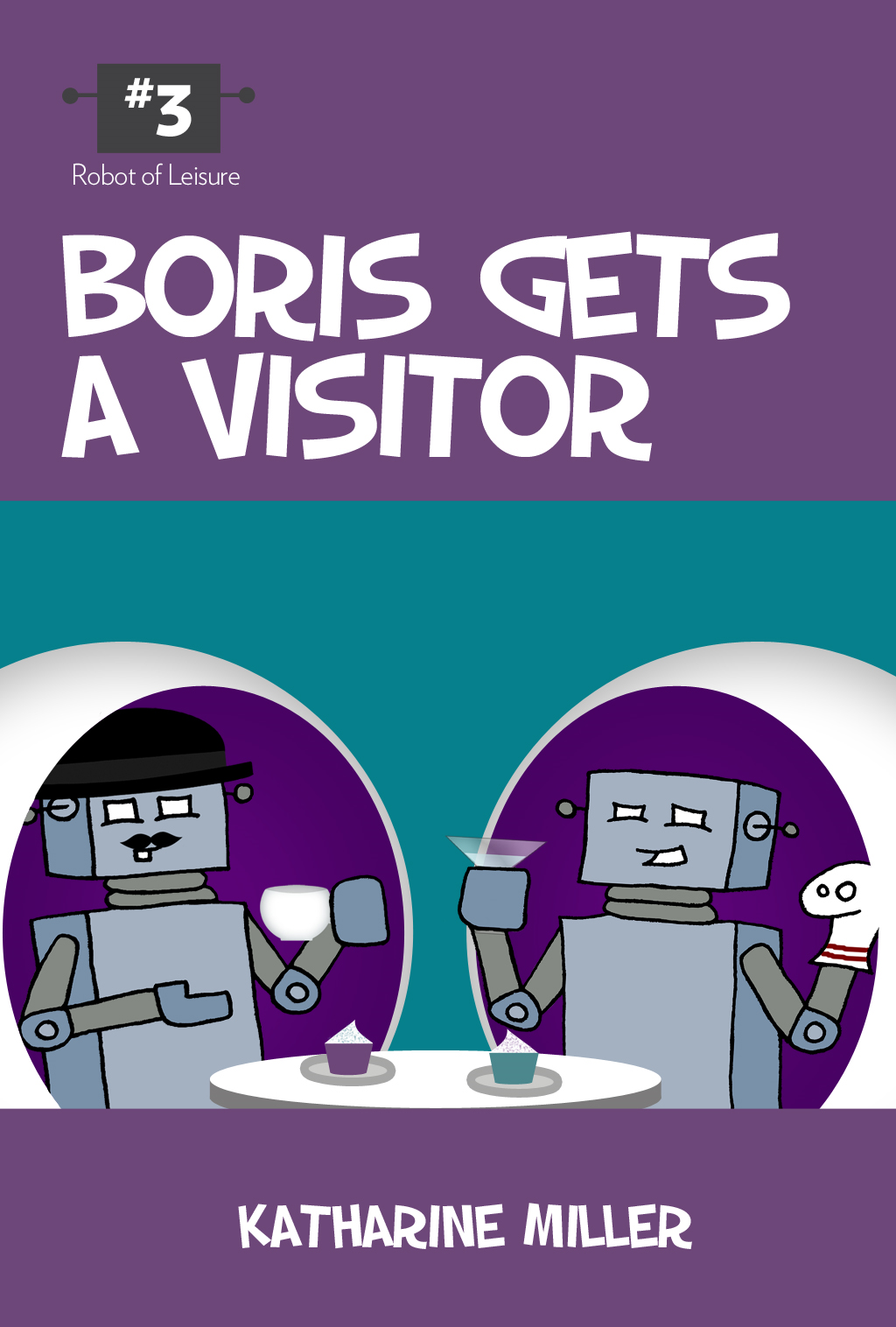 Boris Gets a Visitor