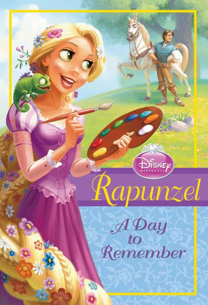 Rapunzel: A Day to Remember By: Disney Book Group