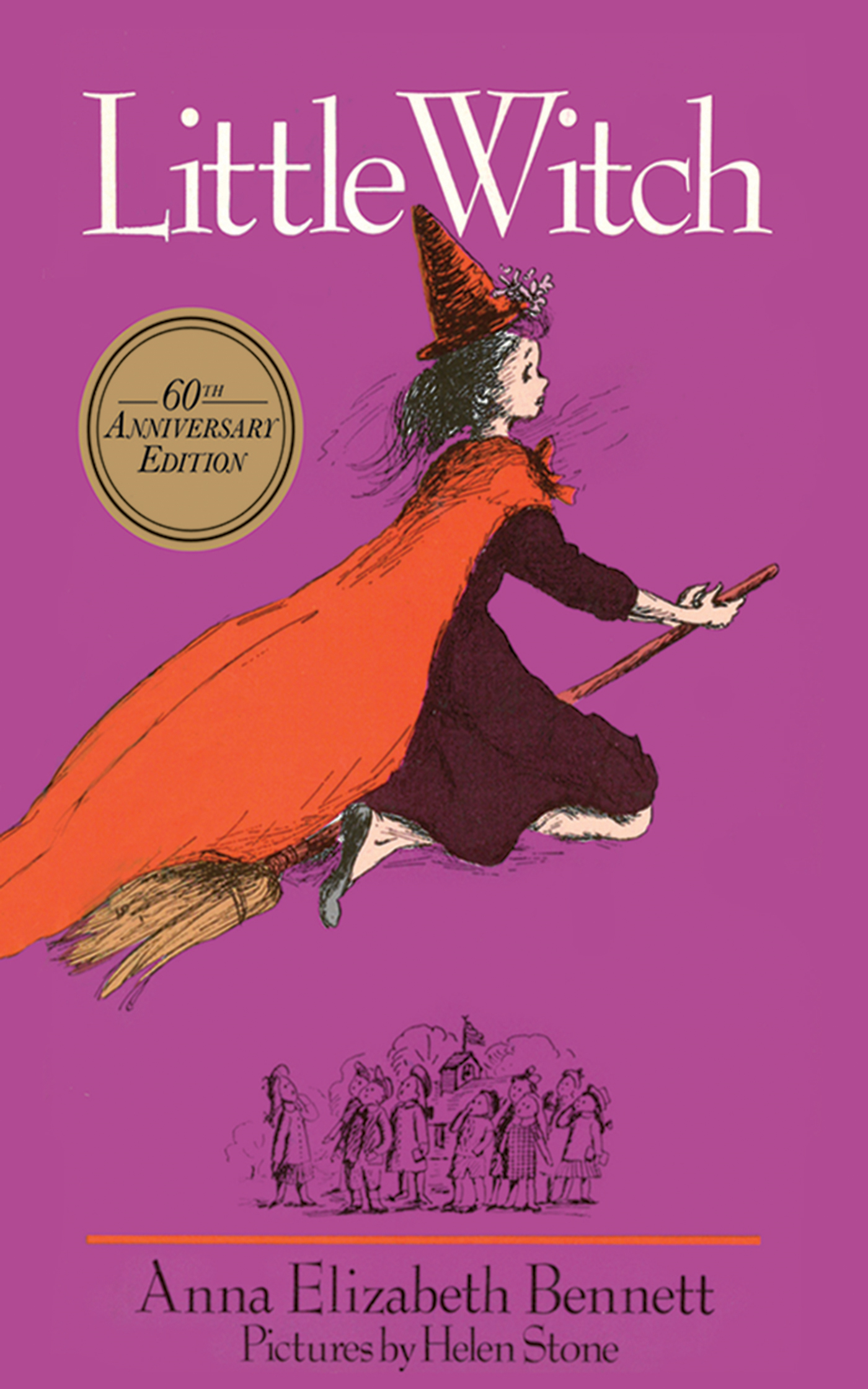 Little Witch 60th Anniversay Edition