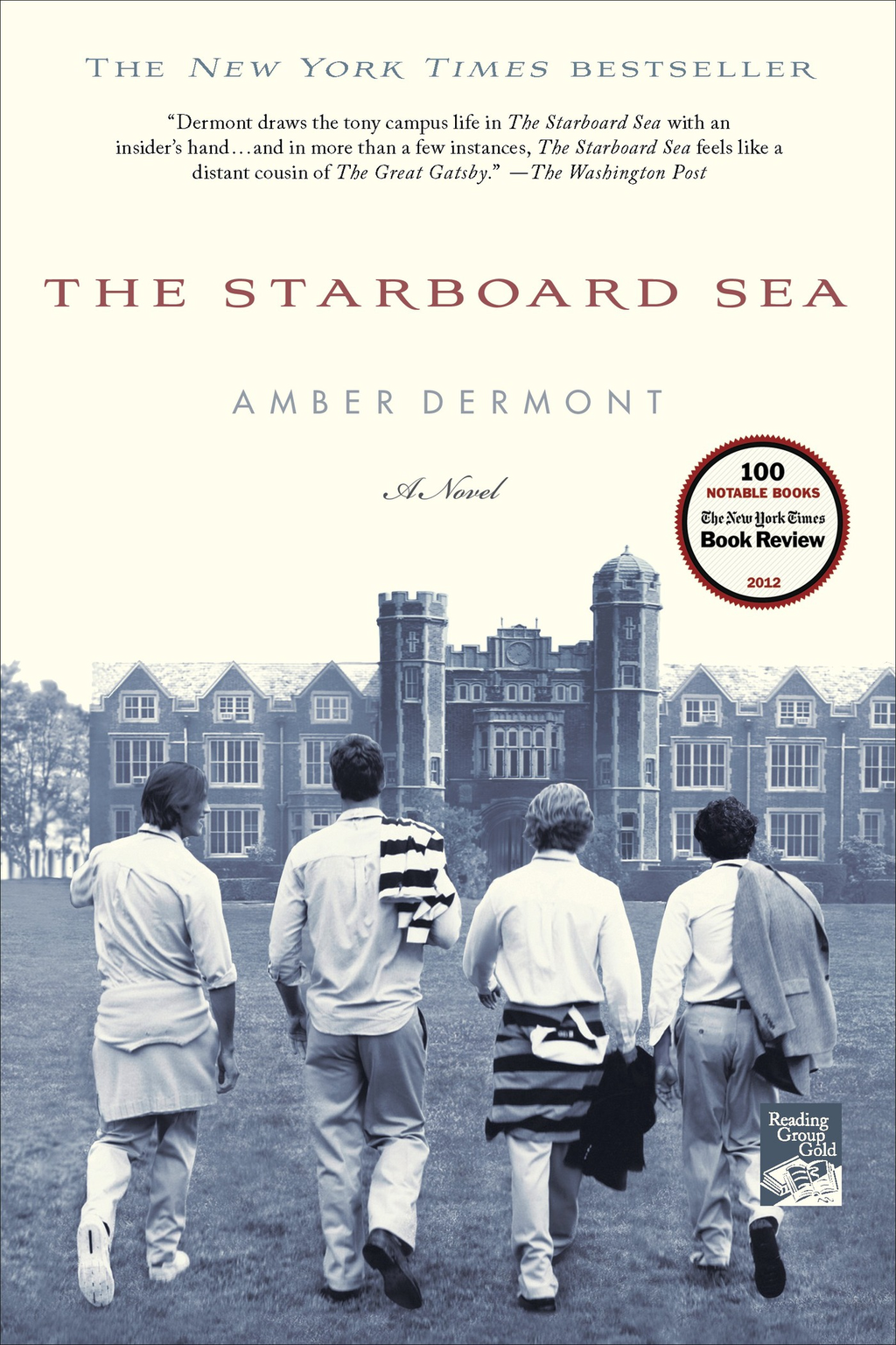 The Starboard Sea By: Amber Dermont