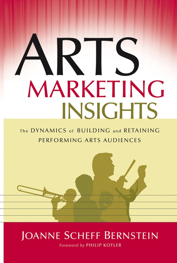 Arts Marketing Insights By: Joanne Scheff Bernstein