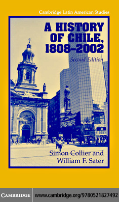 A History of Chile 1808-2002 2ed