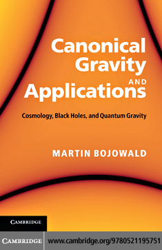 Canonical Gravity and Applications By: Bojowald, Martin