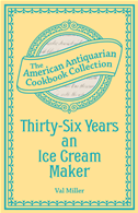 Thirty-Six Years An Ice Cream Maker