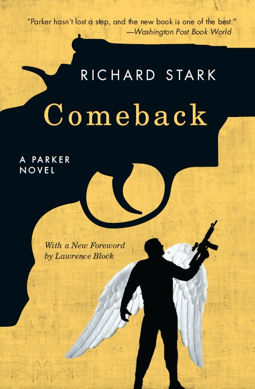 Comeback By: Richard Stark