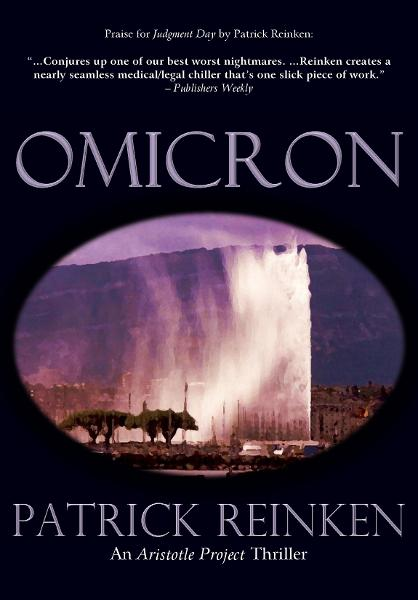 Omicron (An Aristotle Project Thriller)