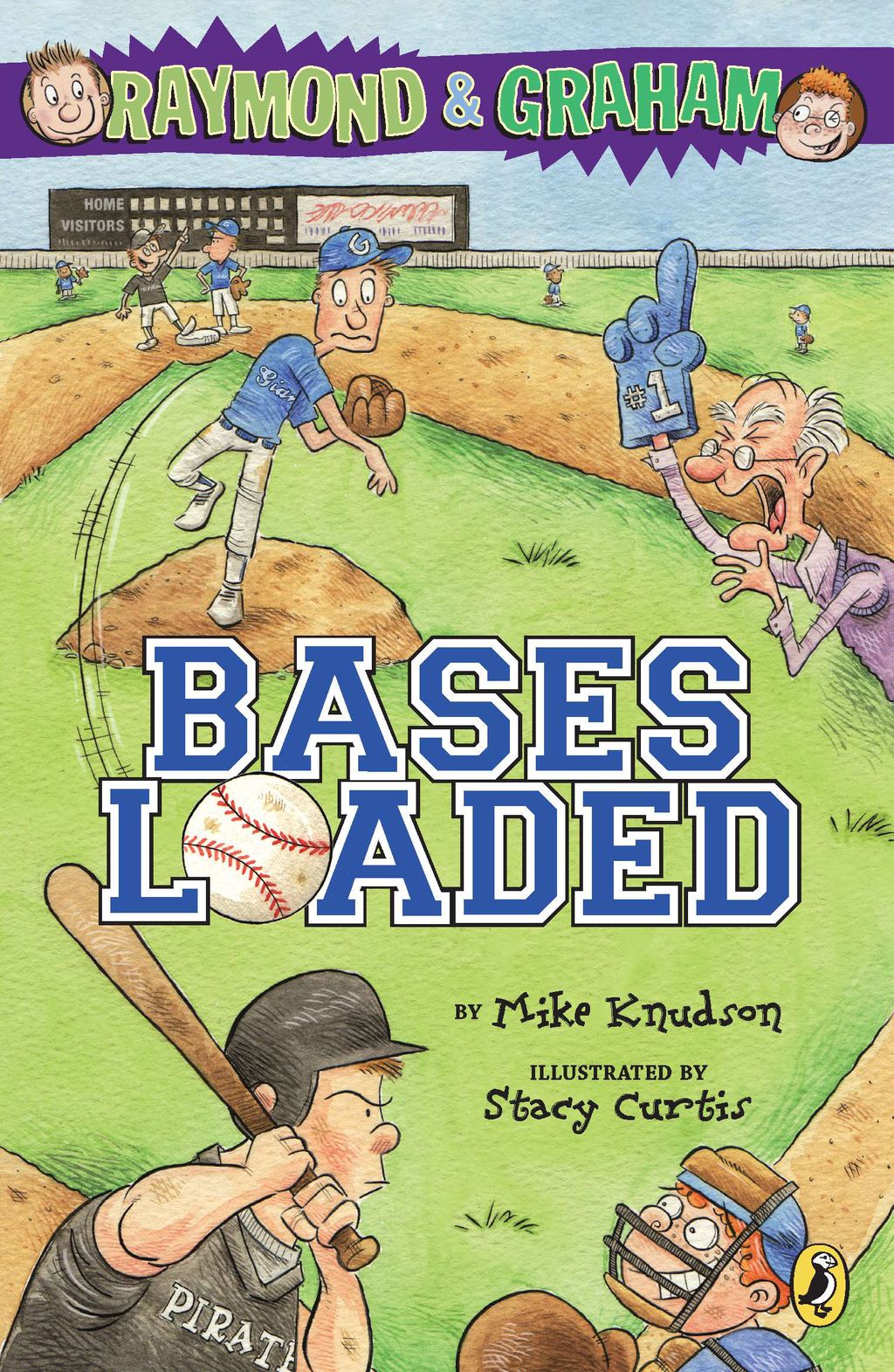 Raymond and Graham: Bases Loaded: Bases Loaded
