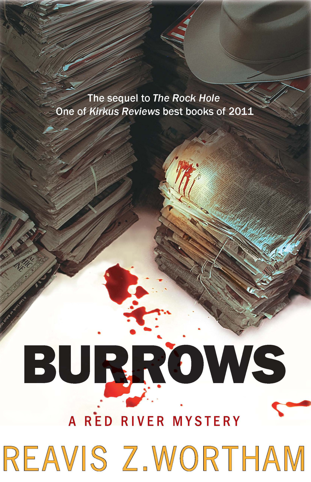 Burrows By: Reavis Z Wortham