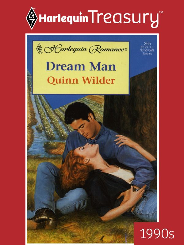 Dream Man By: Quinn Wilder