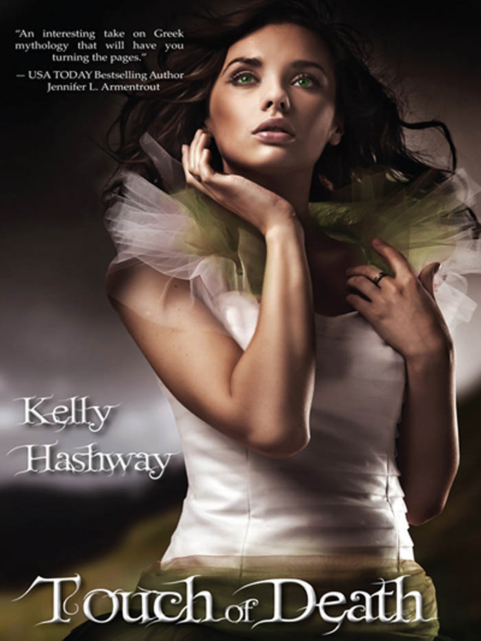 Touch of Death By: Kelly Hashway