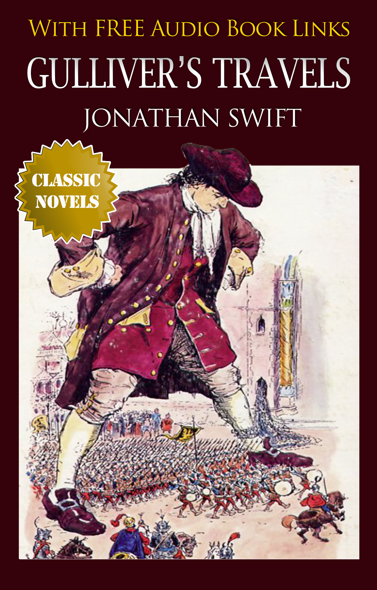 an analysis of the book gullivers travels by jonathan swift Gulliver's travels is an all time literary classic by jonathan swift read a review of the play here.