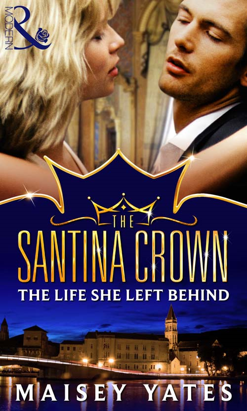 Picture of The Life She Left Behind (A Santina Crown Short Story) (Mills & Boon Short Stories)