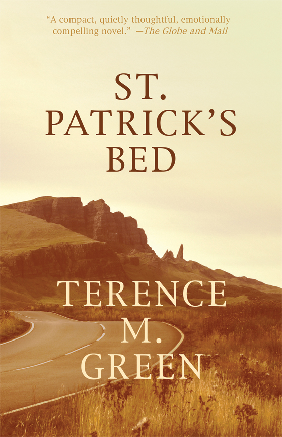 Book Cover: St. Patrick's Bed