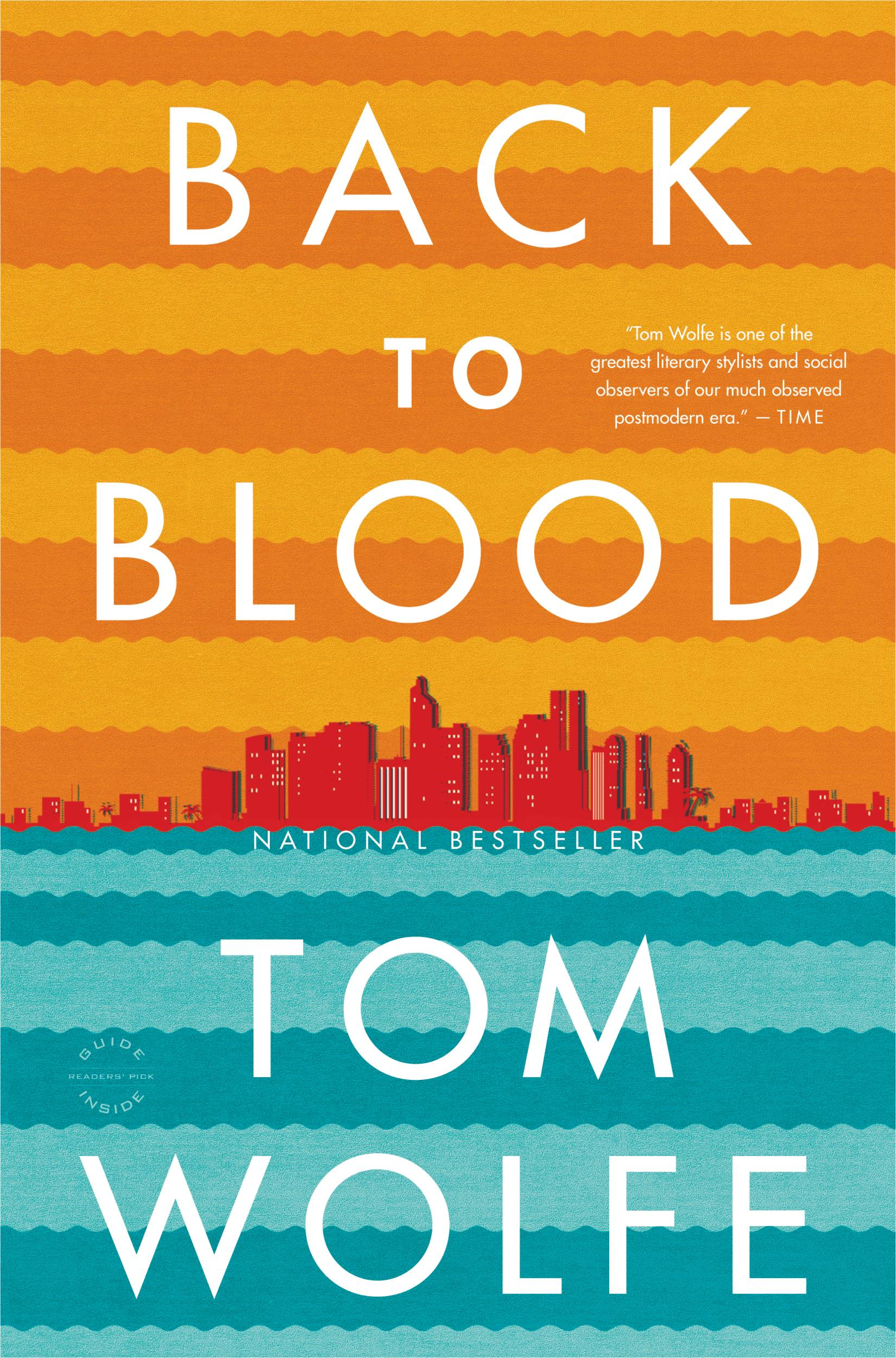 Back to Blood By: Tom Wolfe