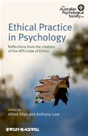 download Ethical Practice in Psychology book