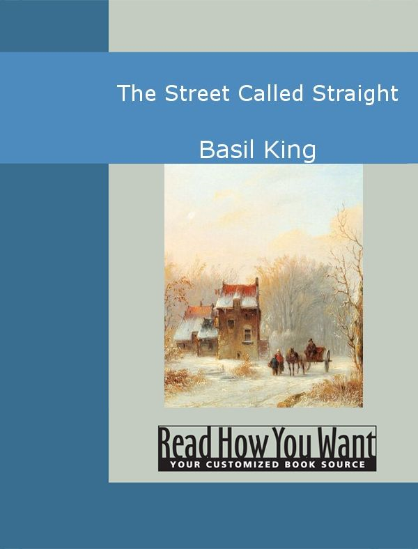 The Street Called Straight