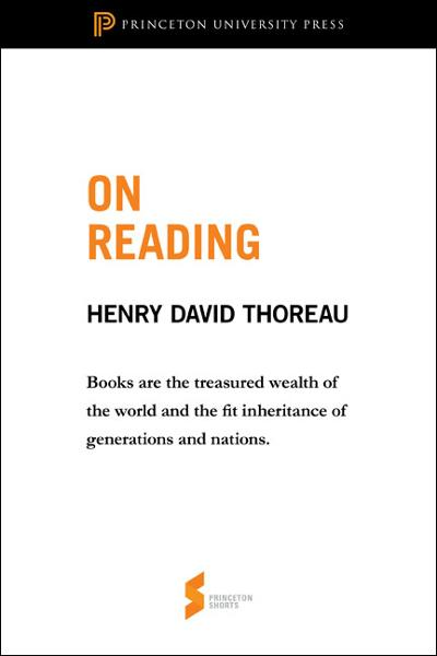 On Reading By: Henry David Thoreau