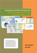online magazine -  Aviation Carbon Footprint: Global Scheduled International Passenger Flights 2012