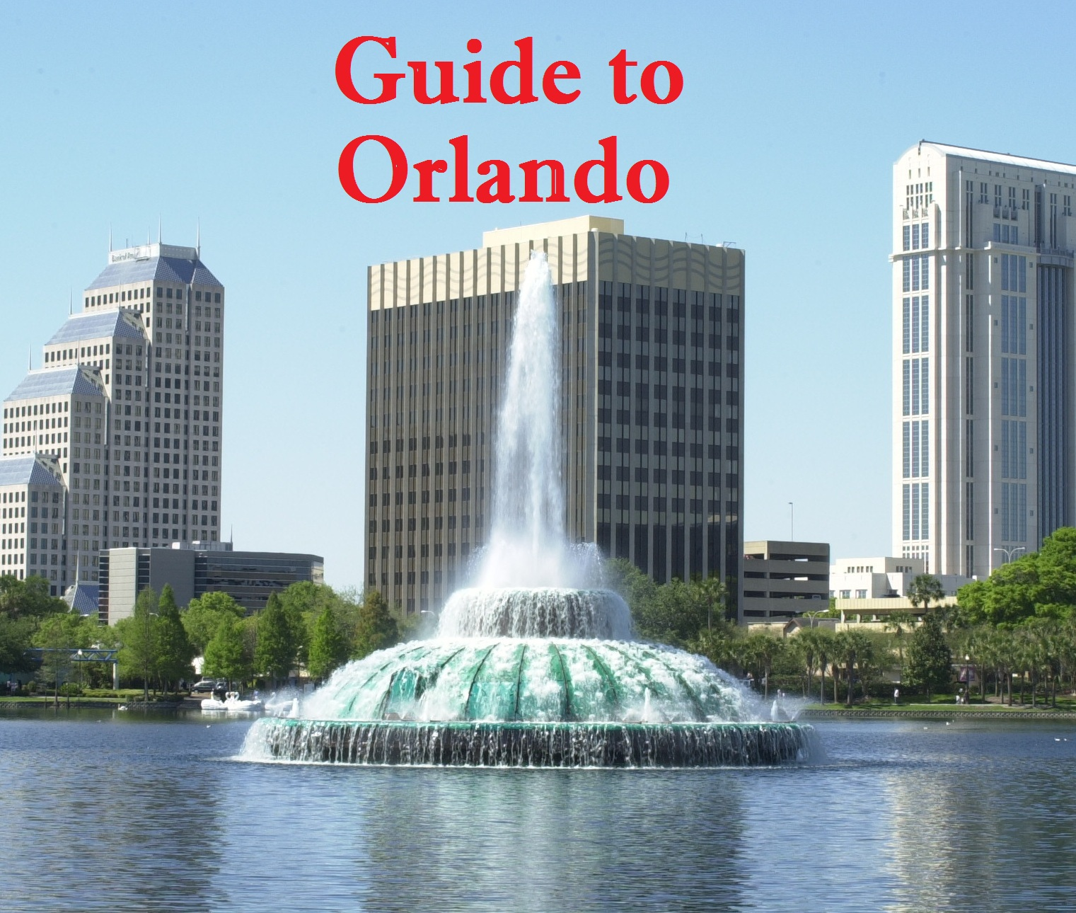 Guide to Orlando By: Euprintpress Publishing