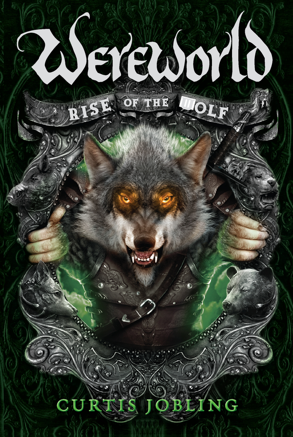 Rise of the Wolf: Book 1