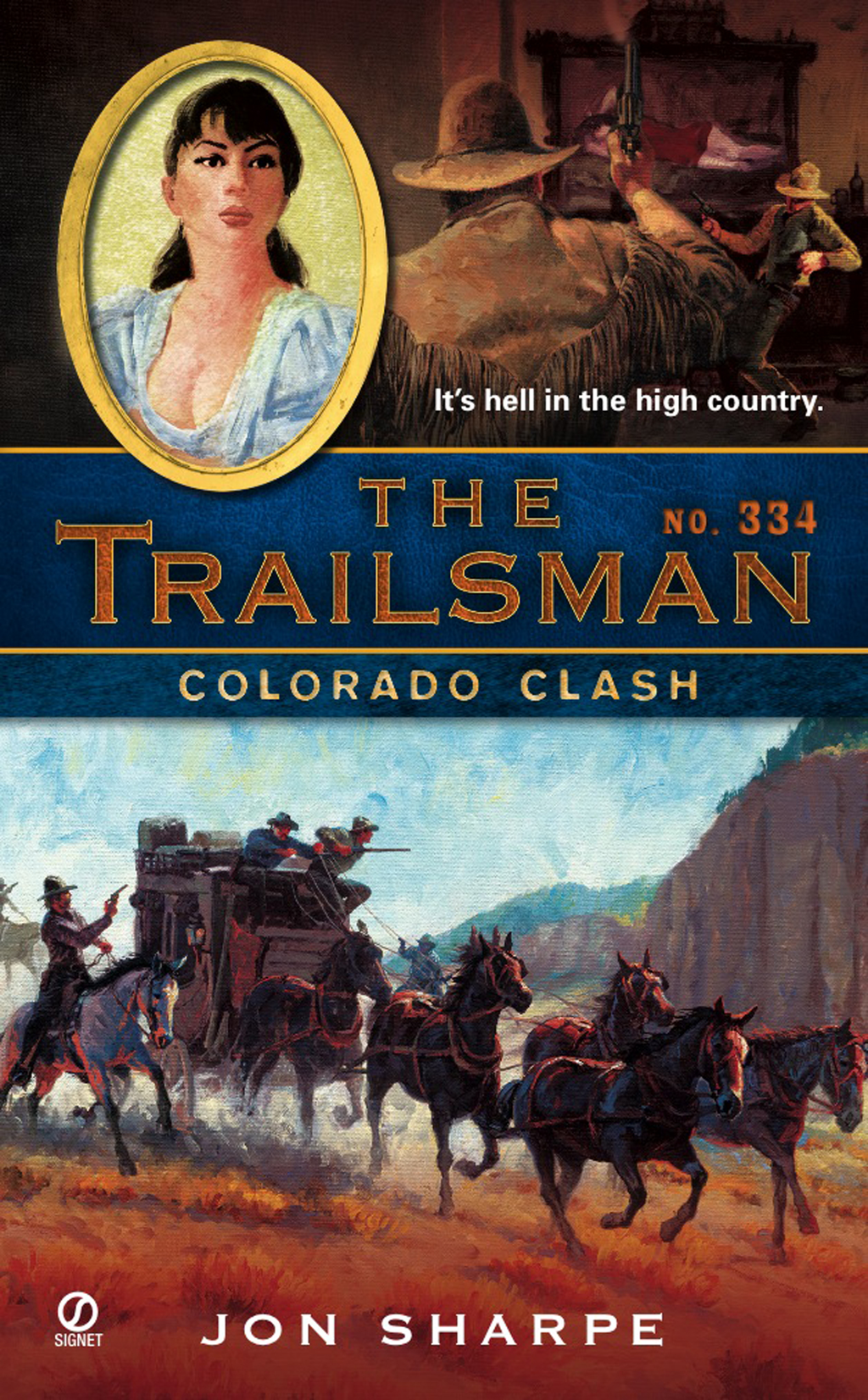 The Trailsman #334