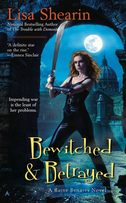 Bewitched & Betrayed By: Lisa Shearin
