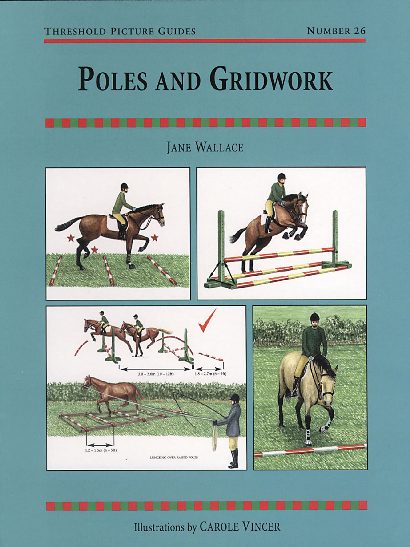 POLES AND GRIDWORK By: Jane Wallace,CAROLE VINCER