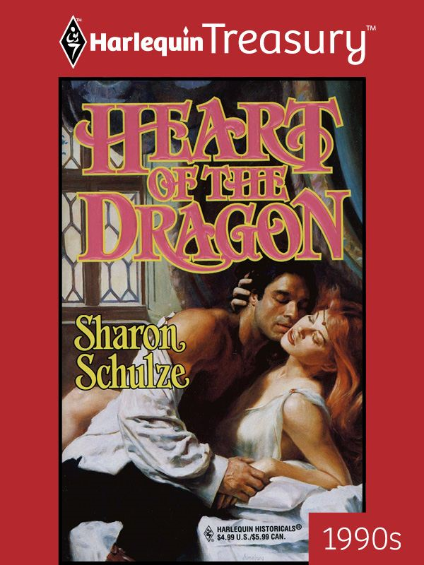 Heart of the Dragon By: Sharon Schulze