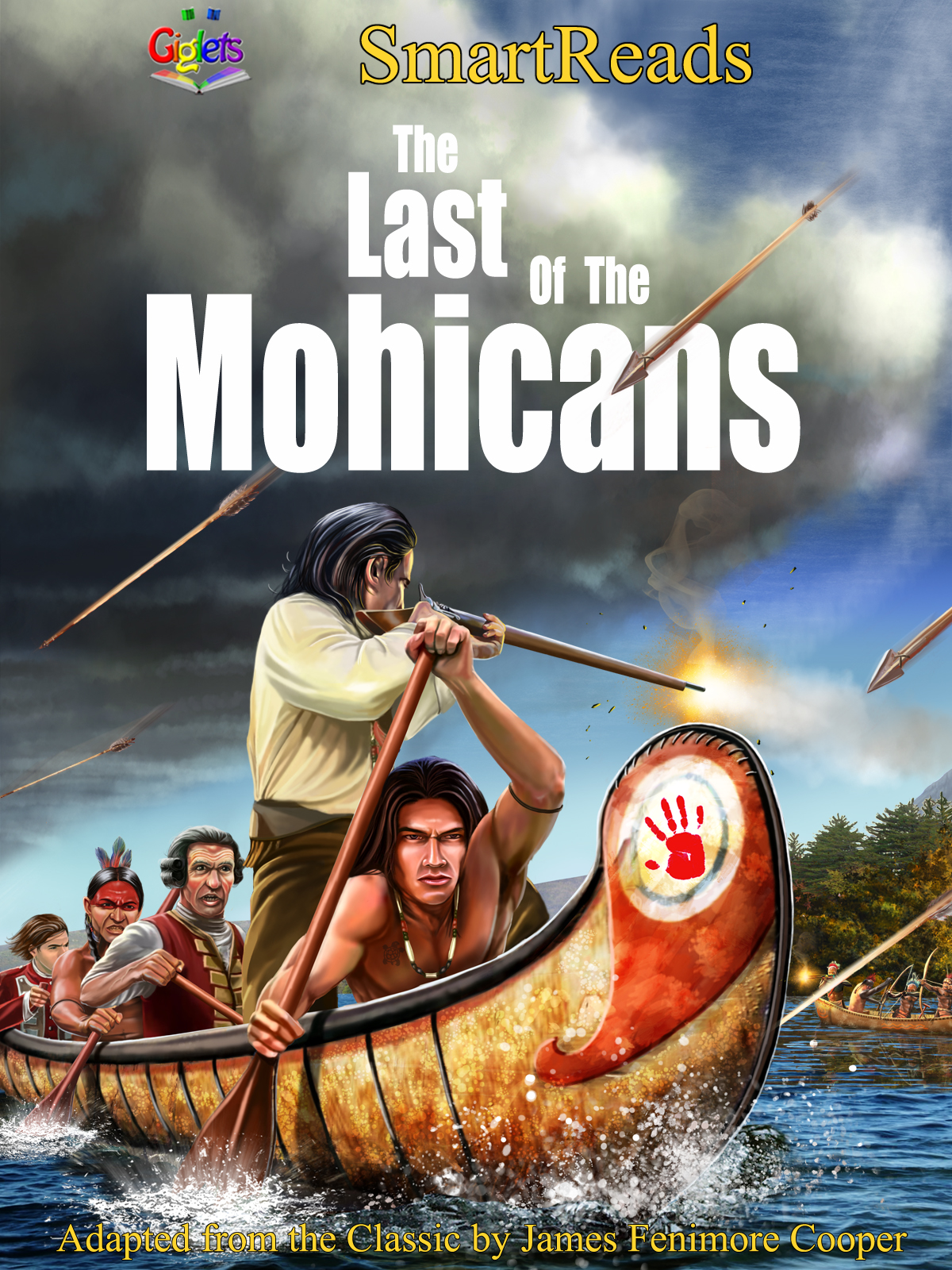 SmartReads The Last of the Mohicans