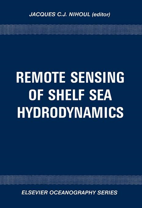 Remote Sensing of Shelf Sea Hydrodynamics