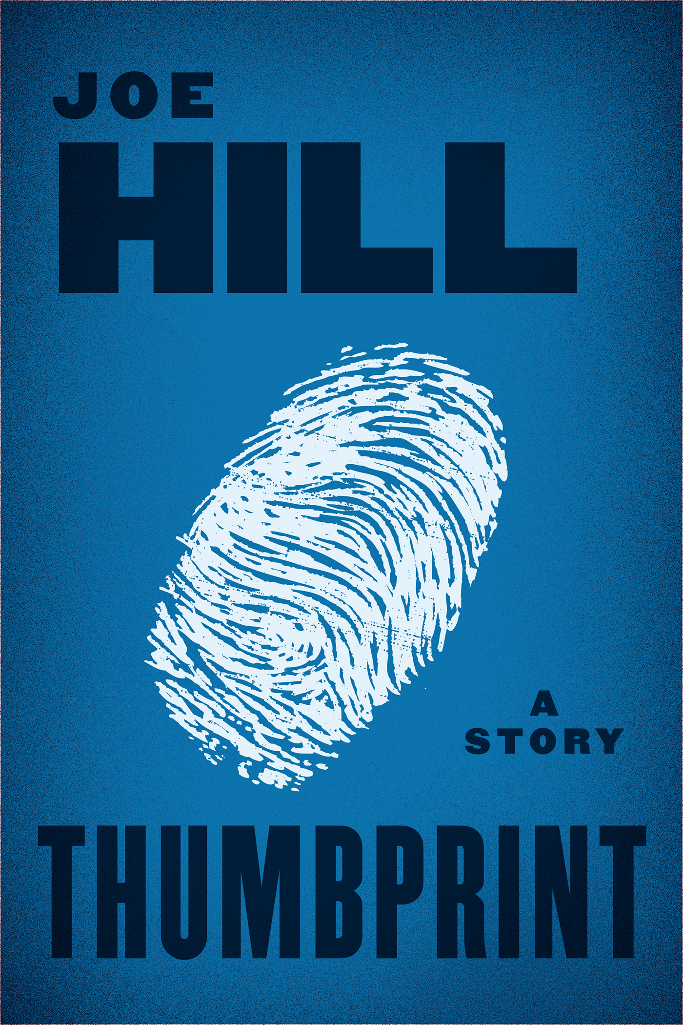 Thumbprint By: Joe Hill