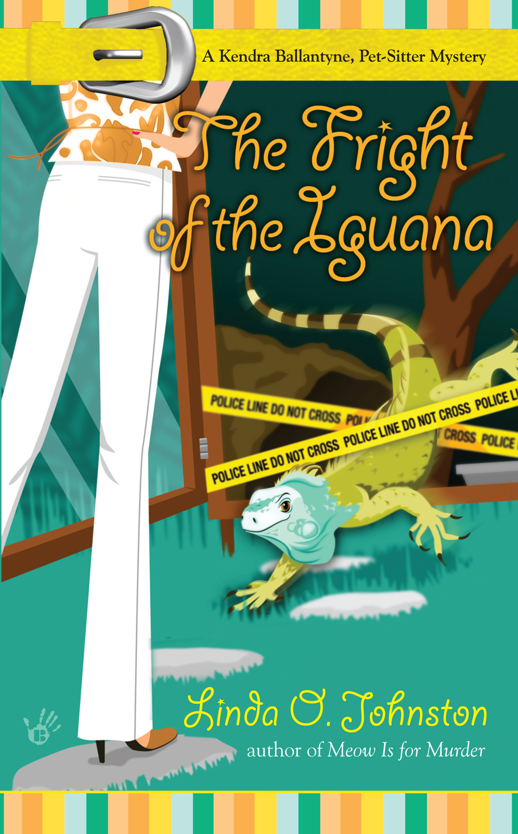 The Fright of the Iguana