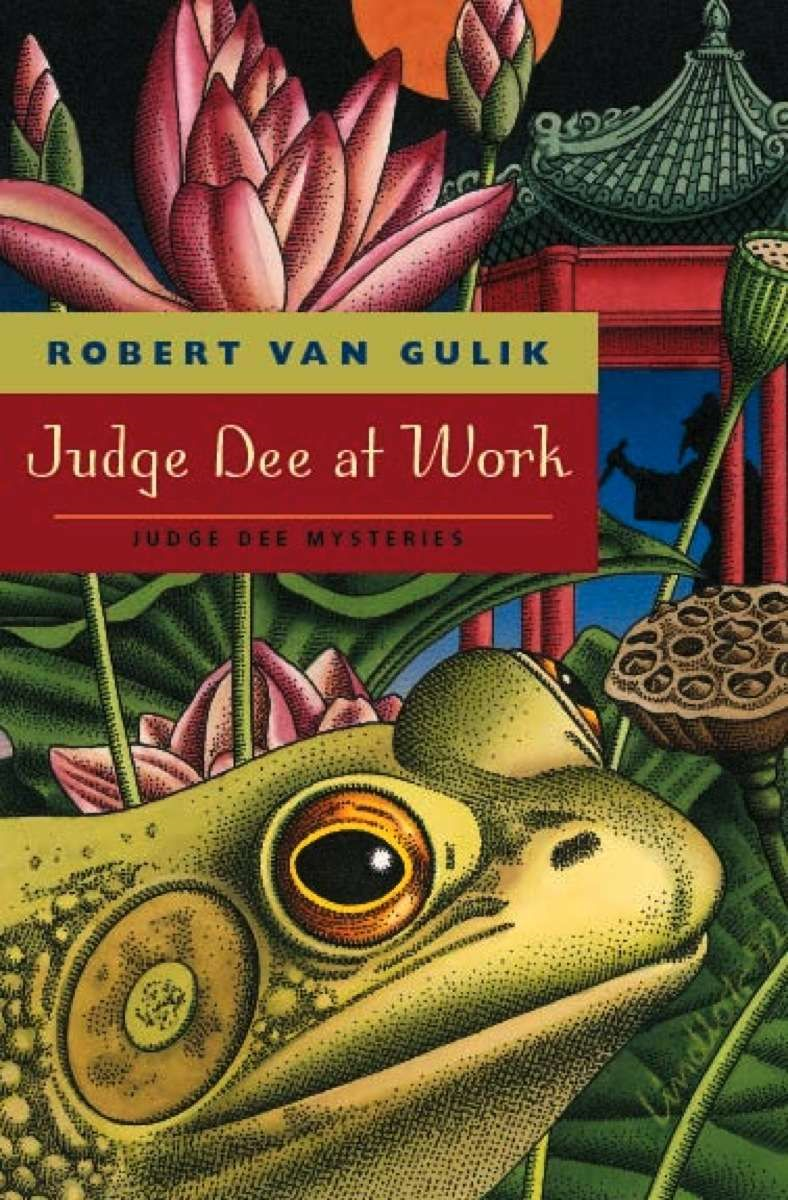 Judge Dee at Work