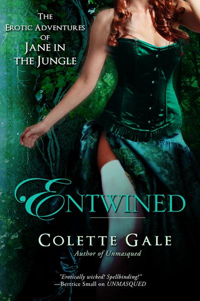 Entwined: The Erotic Adventures of Jane in the Jungle