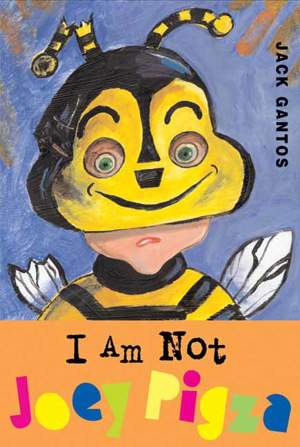 I Am Not Joey Pigza By: Jack Gantos