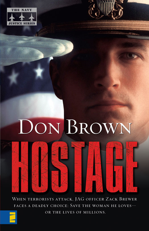 Hostage By: Don   Brown