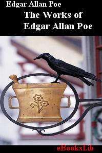 Book Cover: The Works of Edgar Allan Poe