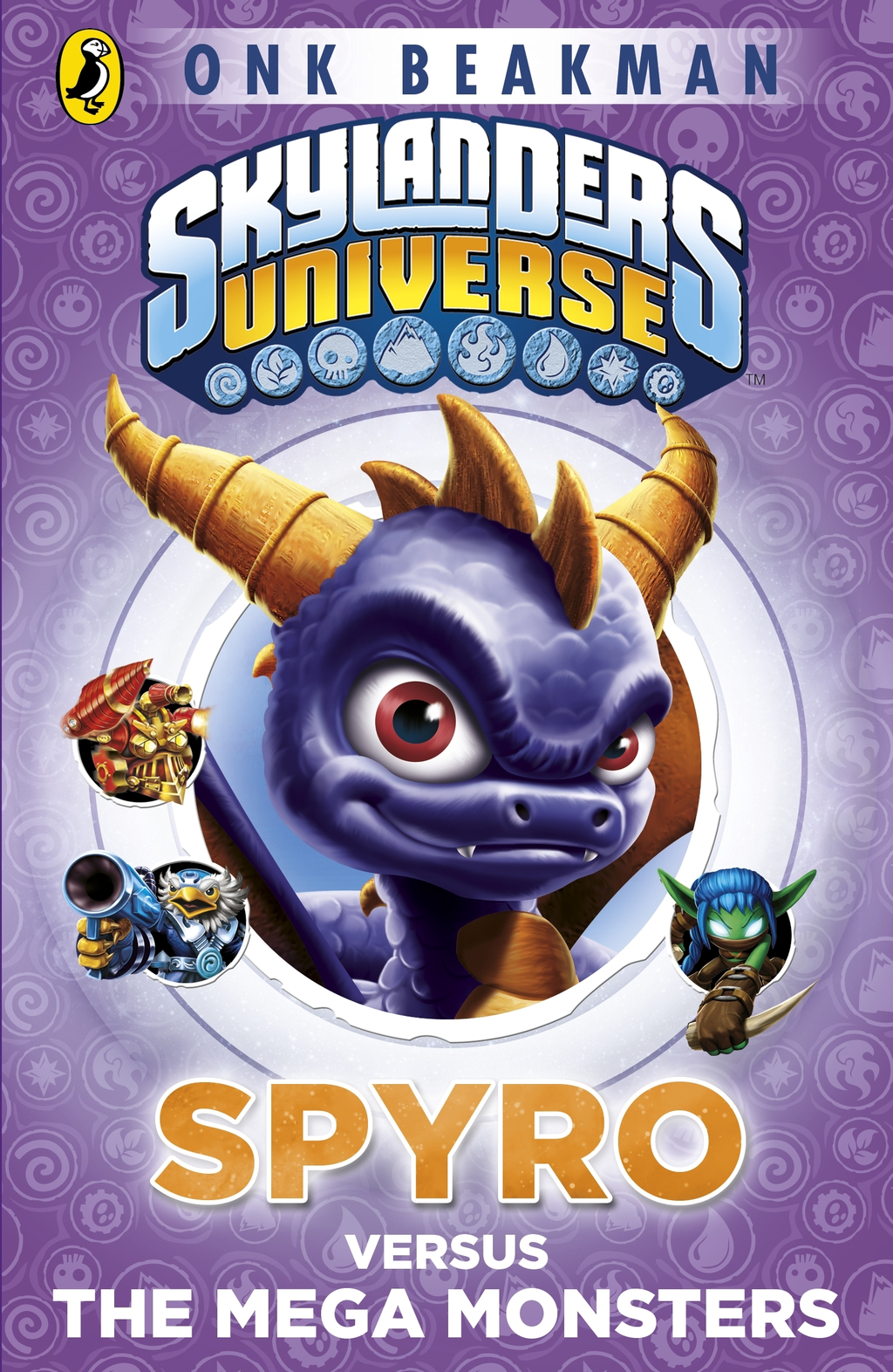 Skylanders Mask of Power: Spyro versus the Mega Monsters Book 1