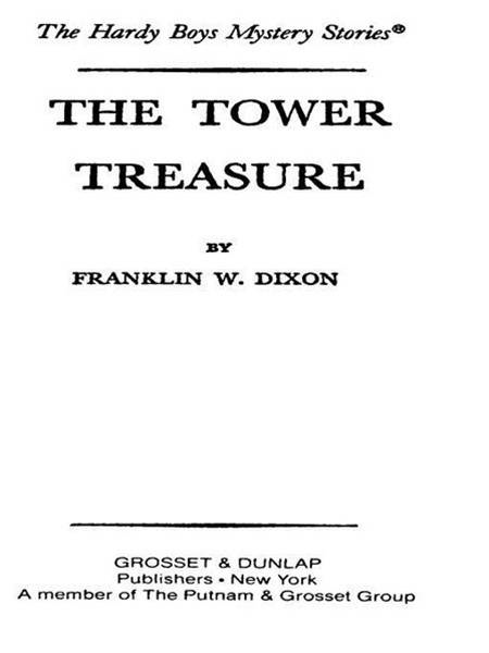 Hardy Boys 01: The Tower Treasure