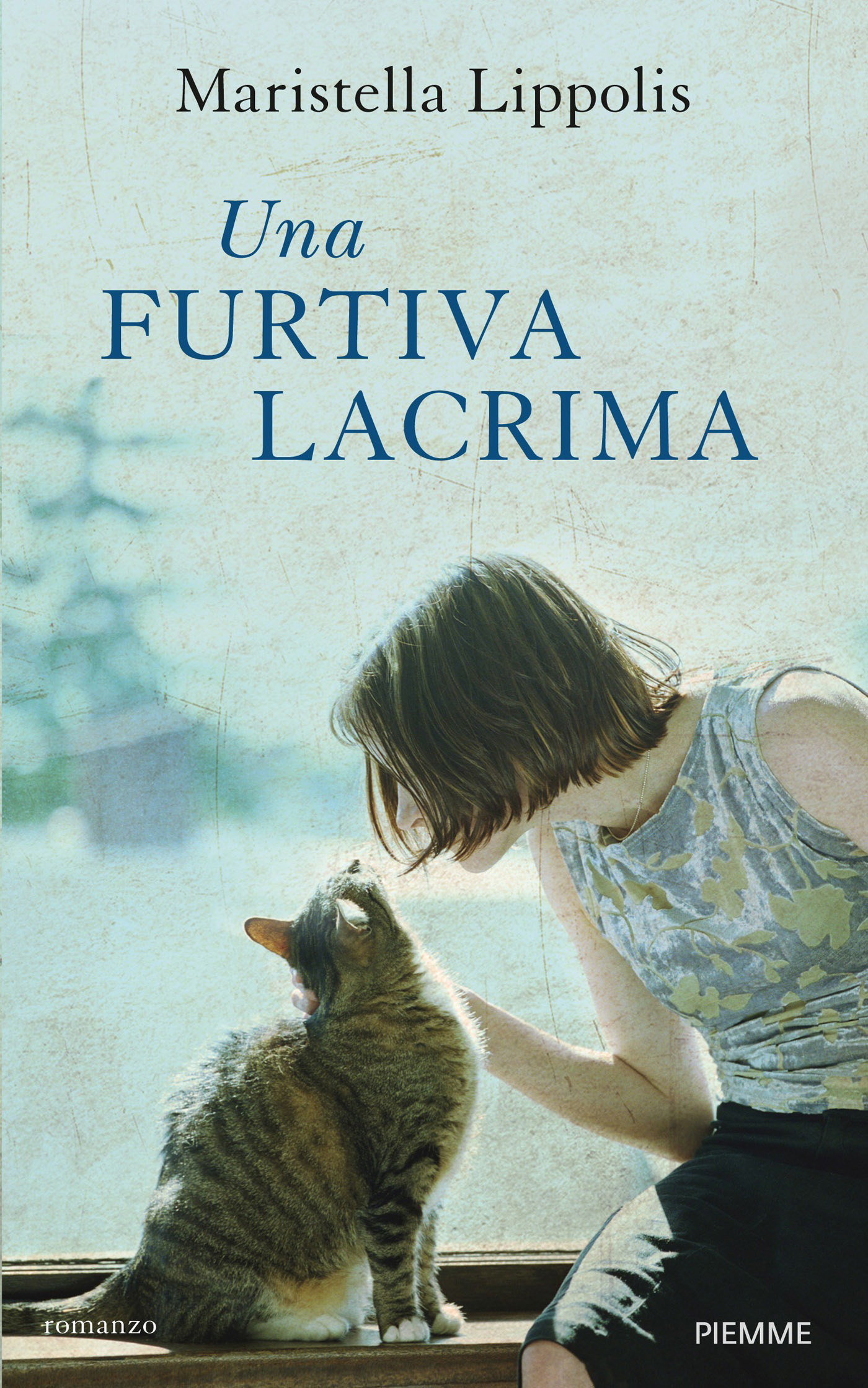 Book Cover: Una furtiva lacrima