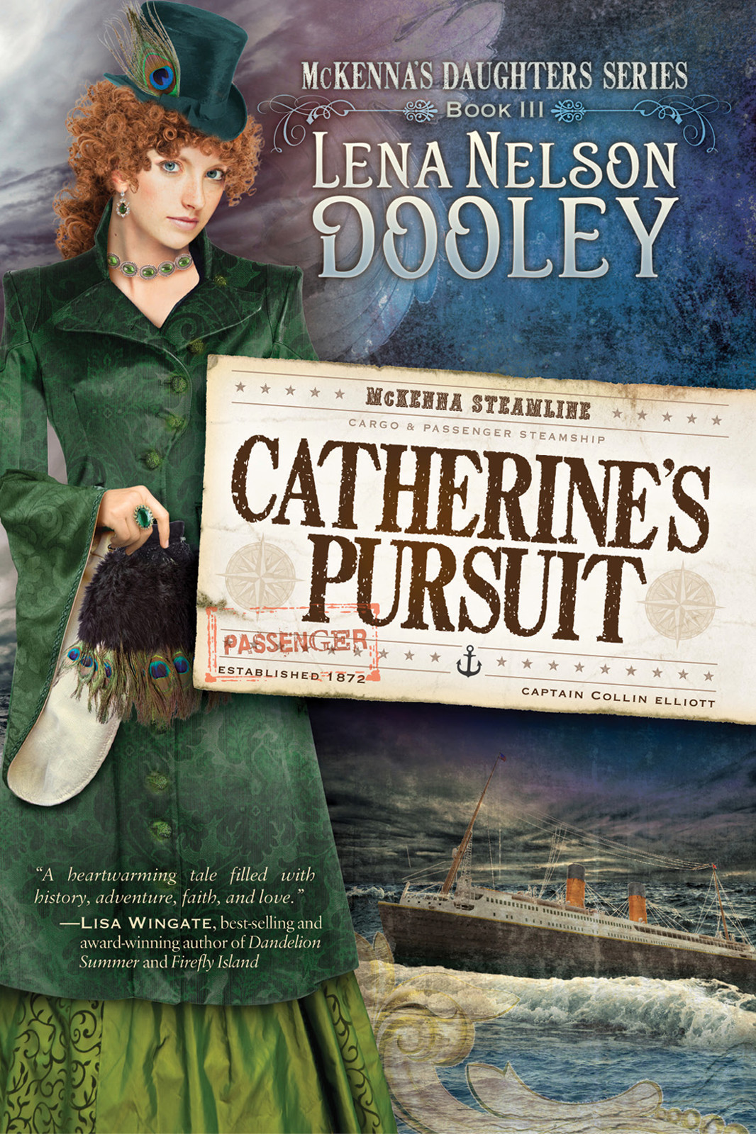 Catherine's Pursuit By: Lena Dooley Nelson