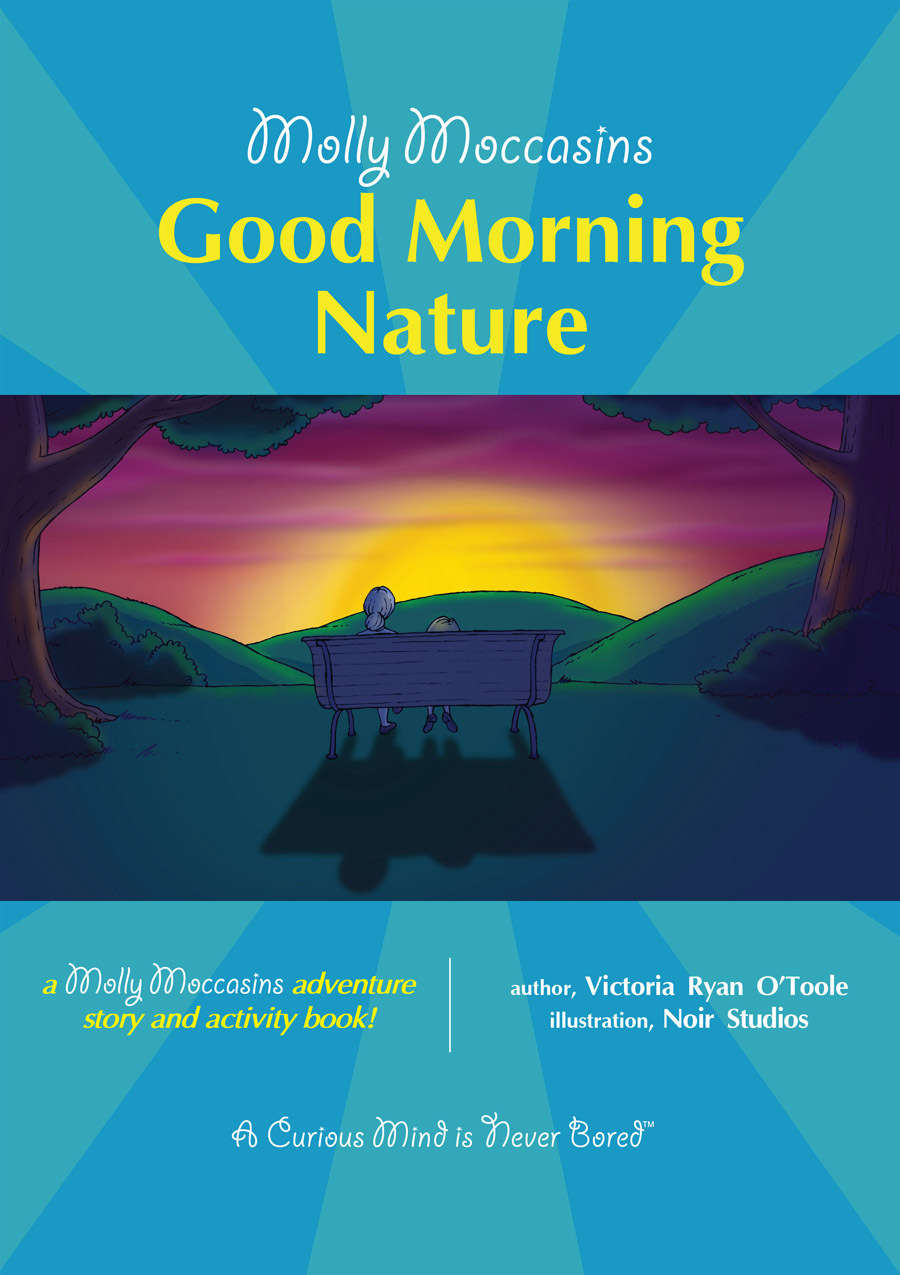 Good Morning Nature By: Victoria Ryan O'Toole,Urban Fox Studios