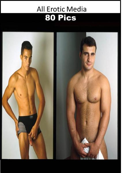 Two Men one book  Mike and John   Nude pictures  (Naked Men  Nude Men) By: All Erotic Media