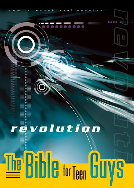 NIV Revolution: The Bible for Teen Guys By: Zondervan