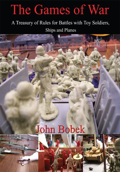 The Games of War By: John Bobek