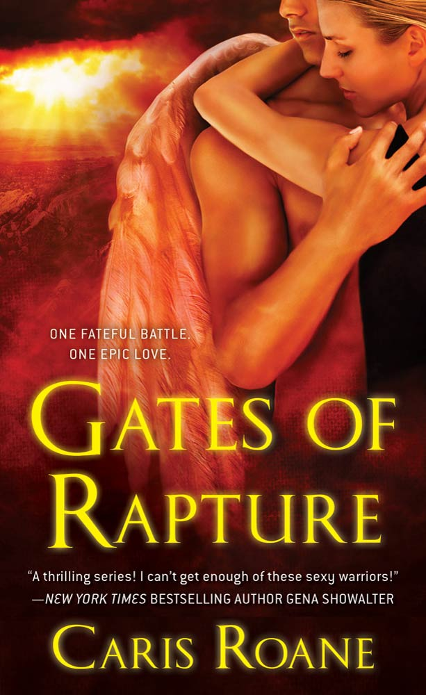 Gates of Rapture By: Caris Roane